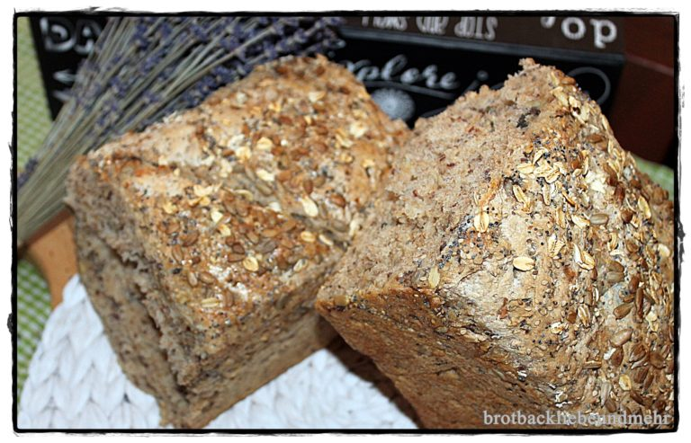 Bammentaler Mehrkornbrot mit Brühstück