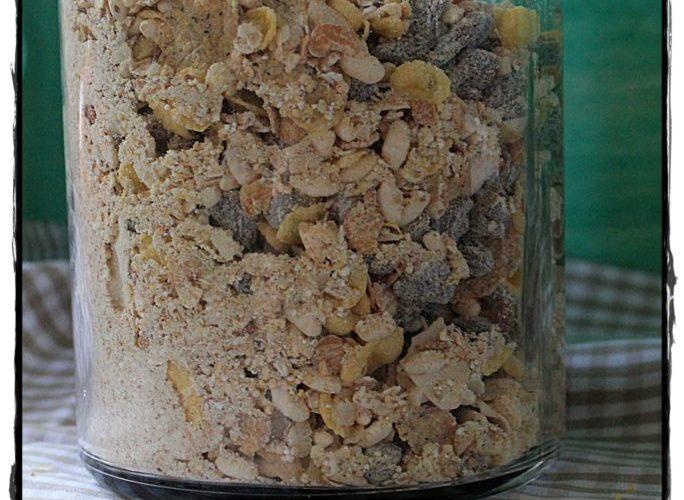 Glutenfreies Müsli selber machen