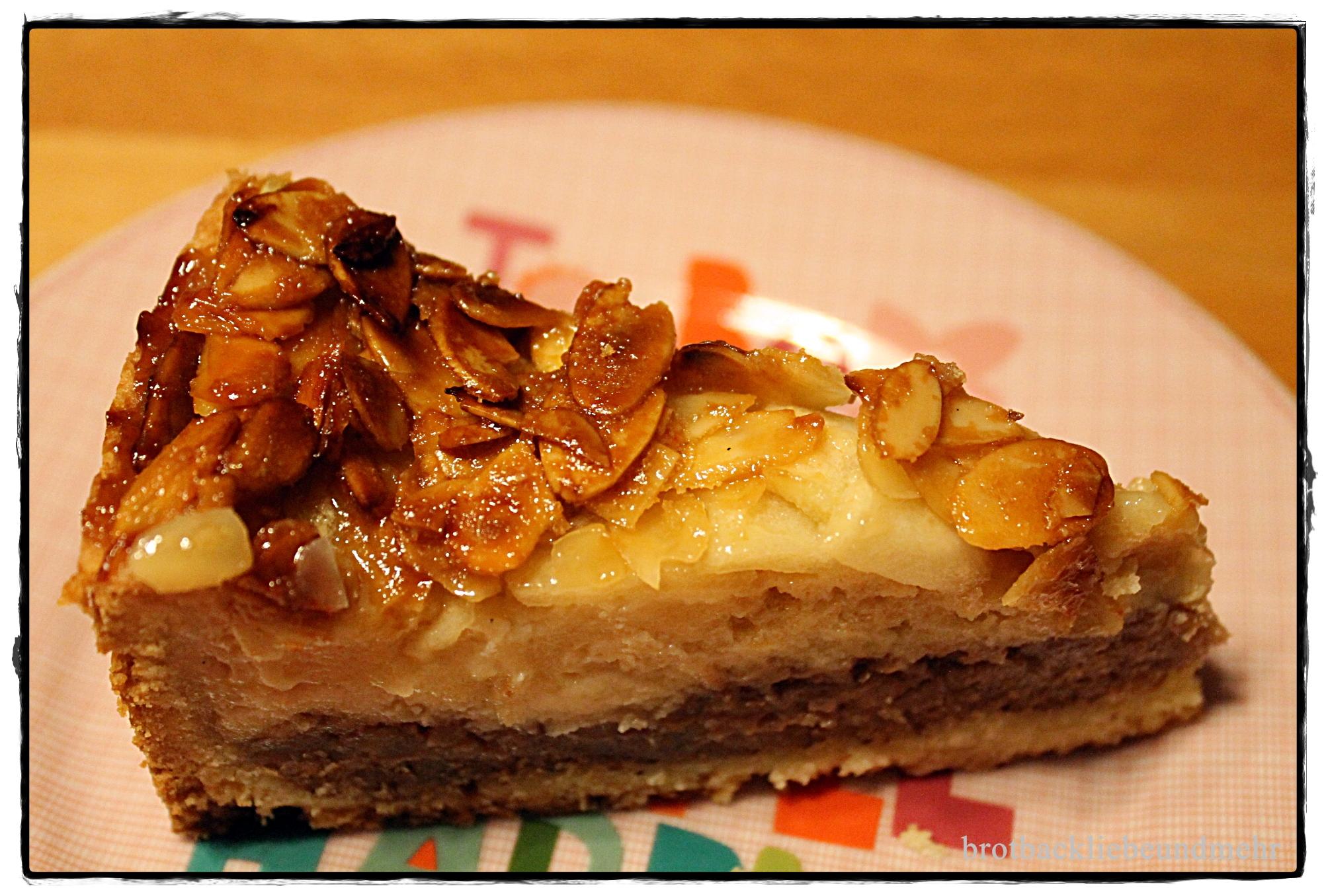 7 Auf Einen Streich Geschichteter Apfel Walnuss Kuchen Fur