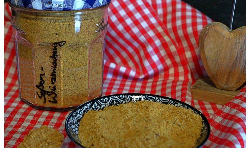 Soßen-Würzmischung – Soßenwürze  (vegetarisch und glutenfrei)