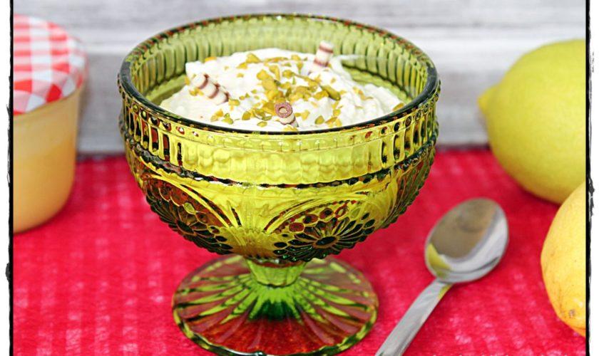 Zitronen-Tiramisu mit Lemoncurd
