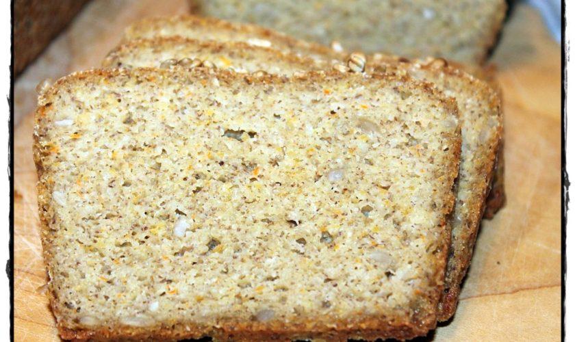 Mischbrot mit Maniokwurzel – glutenfrei (alternativ Kartoffeln)