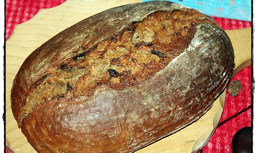 Maroni-Brot