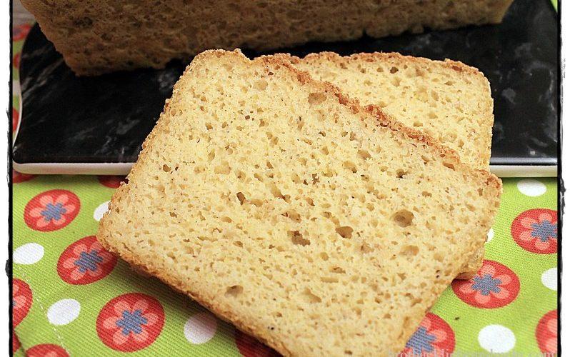 Glutenfreier Buttertoast
