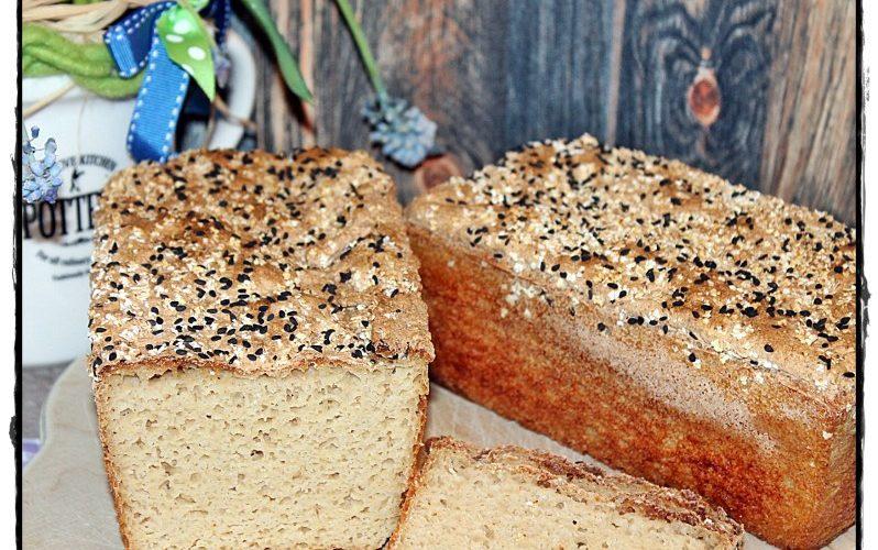 Hirse-Flocken-Brot glutenfrei