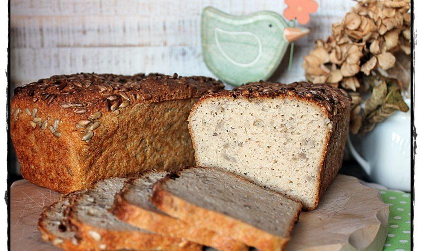 Kartoffel-Quark-Brot glutenfrei