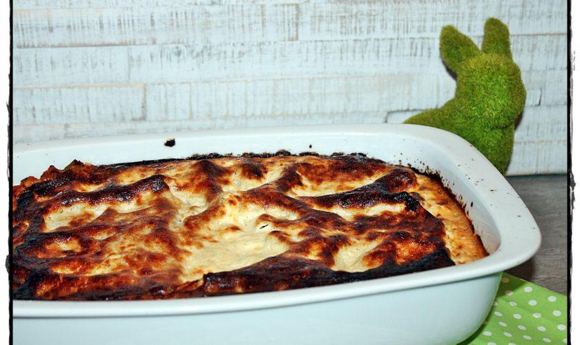 Linsen-Lasagne