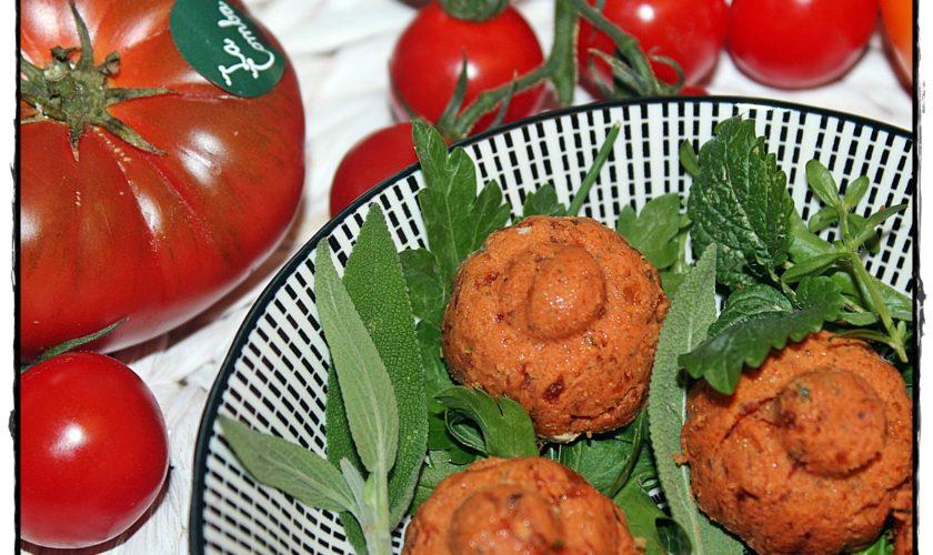 Italienische Tomatenbutter