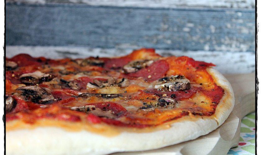 Mein Pizzateig – echt italienisch mit Lievito Madre