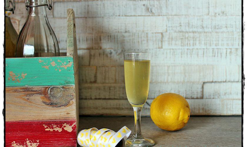 Limoncello – Zitronenlikör