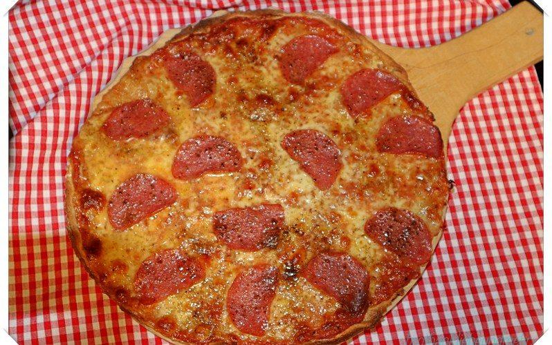 Vollkorn-Pizzateig nach Pablo