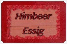 Himbeeressig
