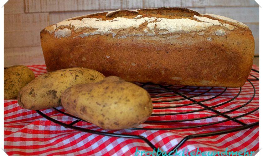 Glutenfreies Sauerteig-Kartoffel-Brot
