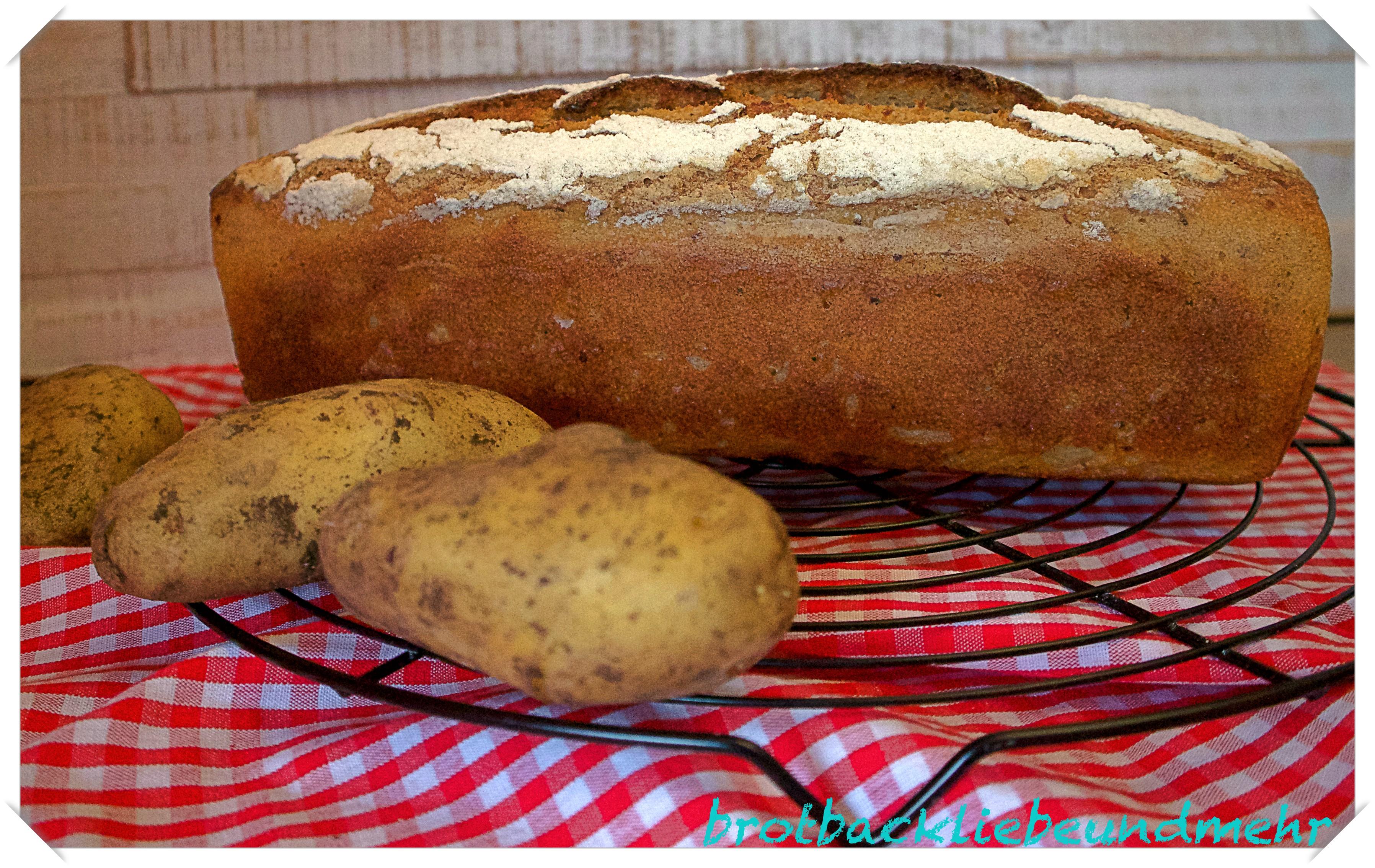 Foto 5 Glutenfreies Kartoffelbrot