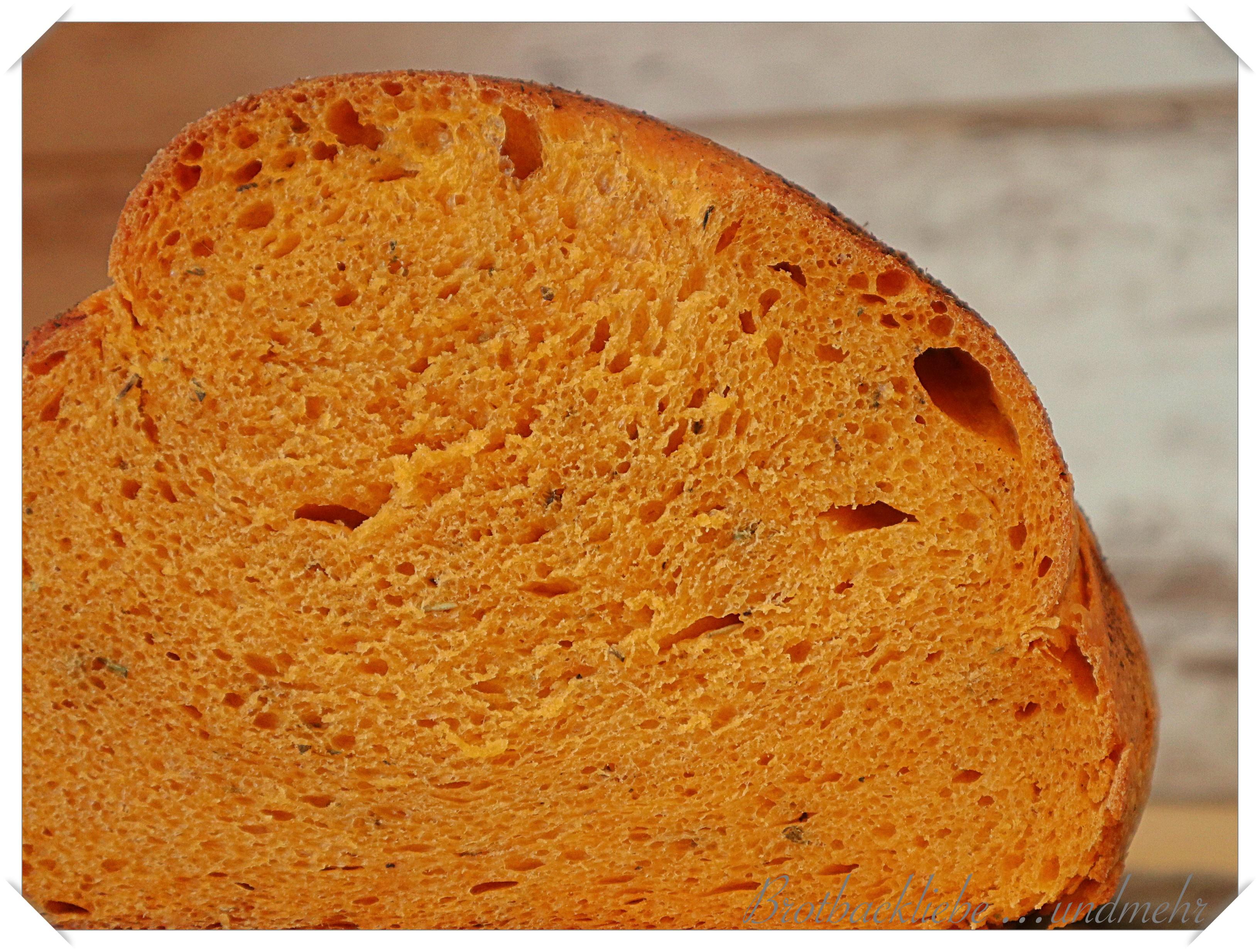Foto 10 Mediterranes Brot - Anschnitt