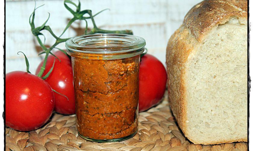 Italienischer Tomaten-Aufstrich