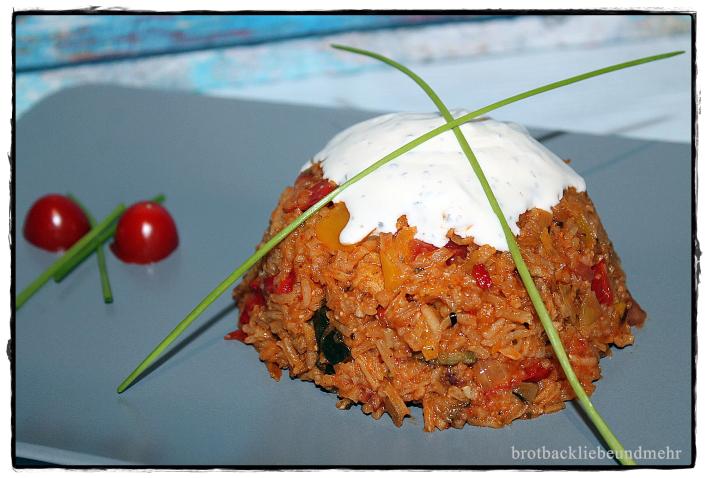 Djuvec – Serbisches Reisfleisch