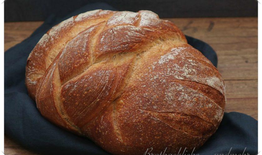Breadflour-Kruste