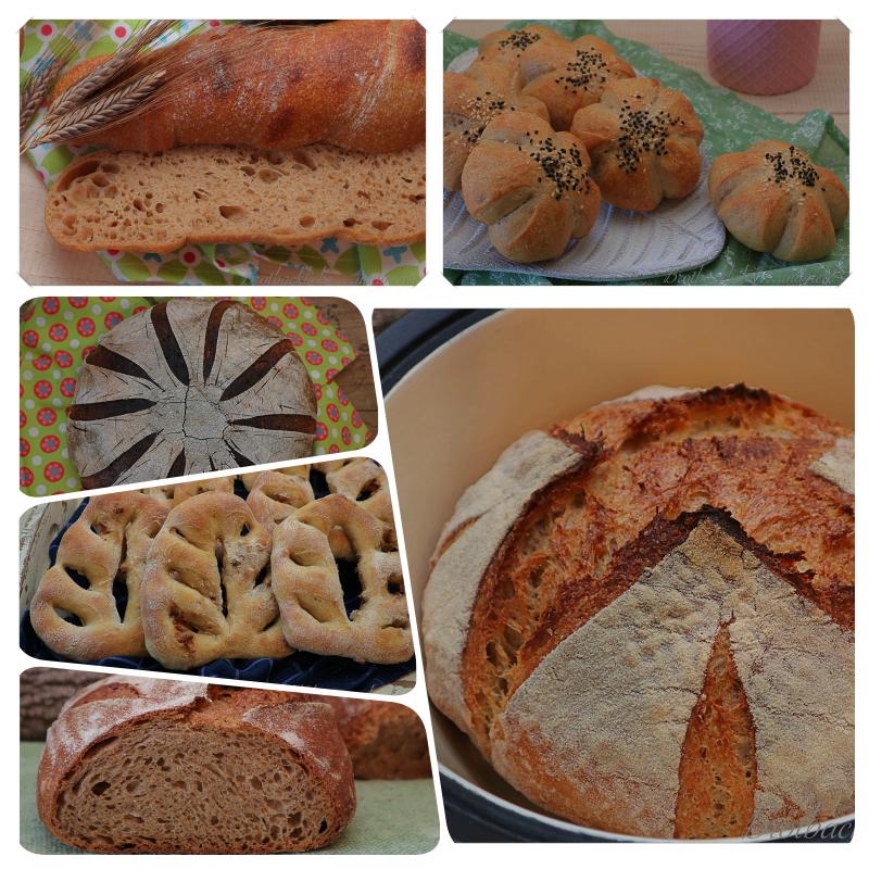 Rezepte A-Z Brot und Brötchen